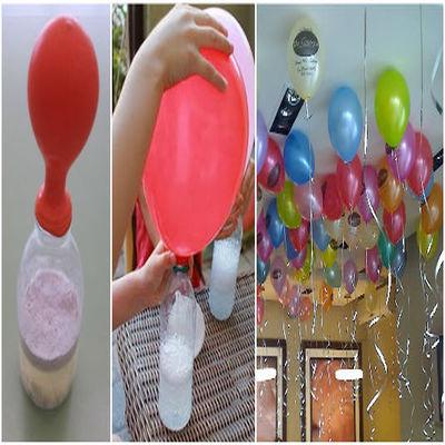 Threefast truco para inflar globos flotadores sin - Helio para inflar globos barato ...