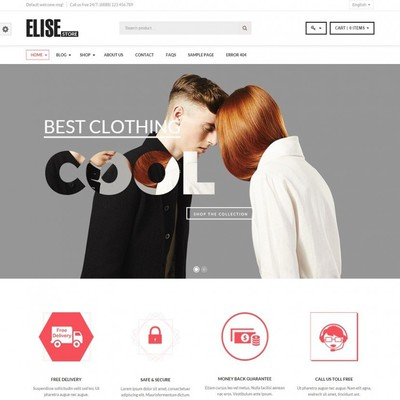 Threefast | Los mejores temas WordPress para Ecommerce